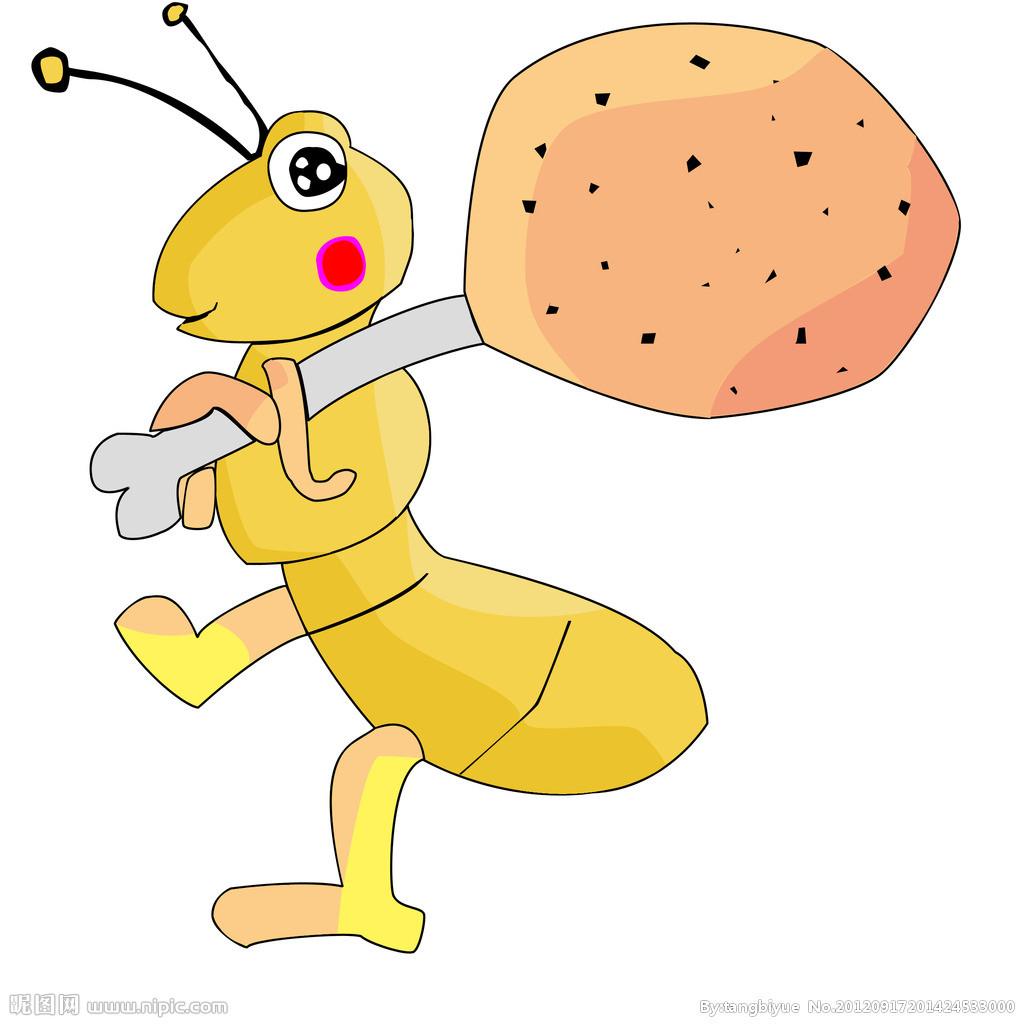 蚂蚁卡通图片大全可爱